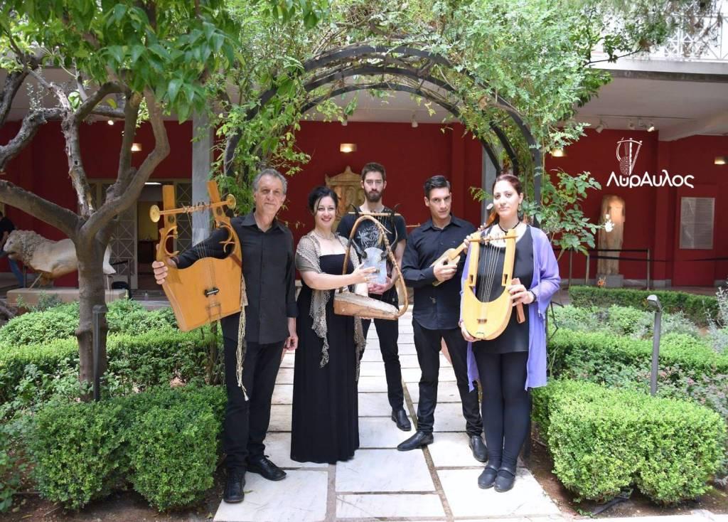Συναυλία στο Εθνικό Αρχαιολογικό Μουσείο - Ευρωπαϊκή γιορτή Μουσικής